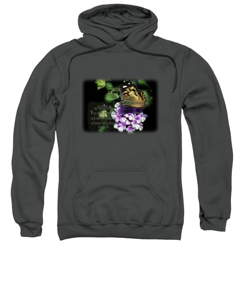 Butterfly Brownie - Verse Sweatshirt