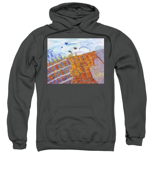 Butterfly's Wings Sweatshirt
