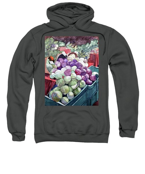 Cabbage Patch Sweatshirt