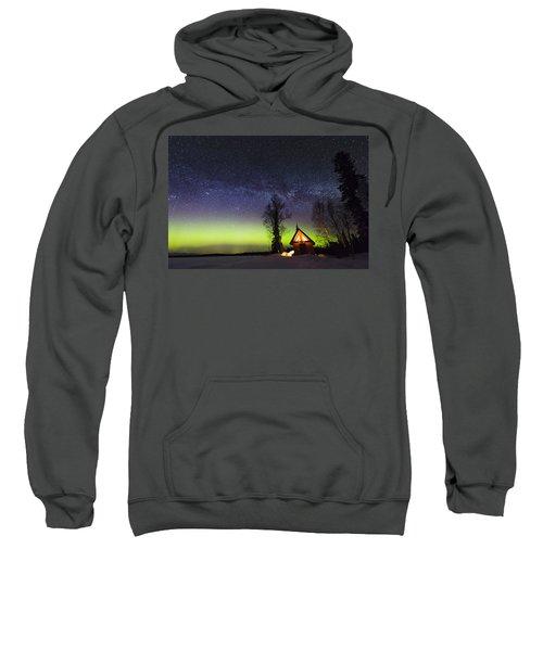 Cabins Glow Sweatshirt