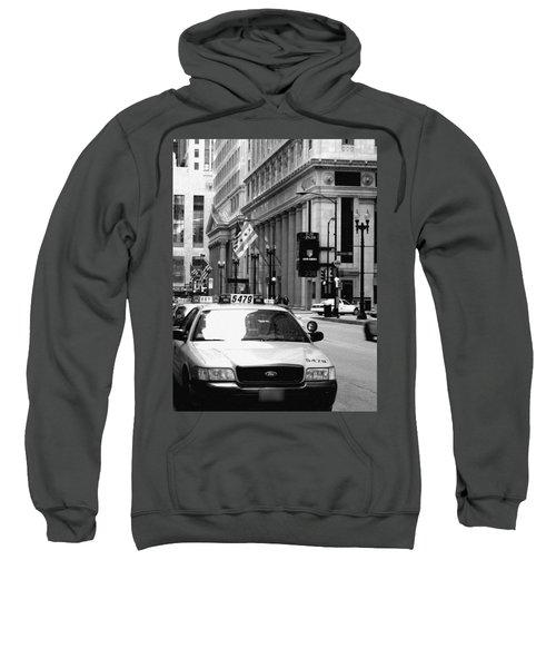 Cabs In The City Sweatshirt