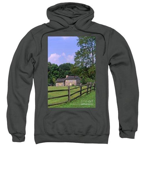 1e140 Caesar Creek Pioneer Village Photo Sweatshirt