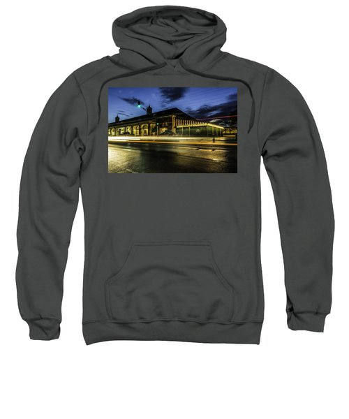 Cafe Du Monde, New Orleans, Louisiana Sweatshirt