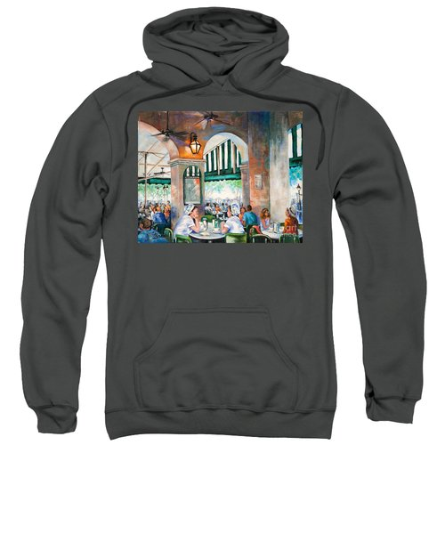 Cafe Girls Sweatshirt