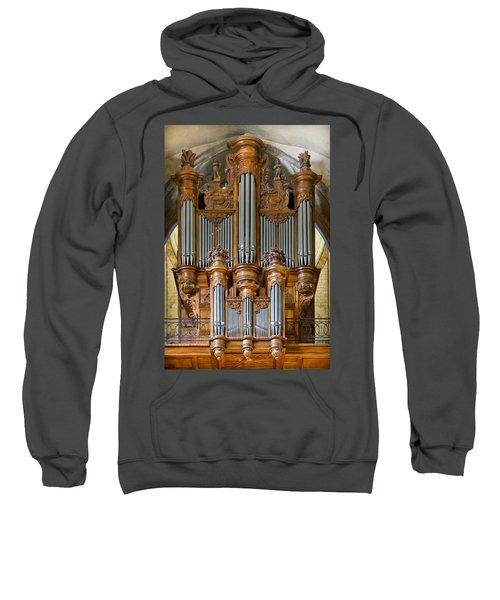 Cahors Cathedral Organ Sweatshirt