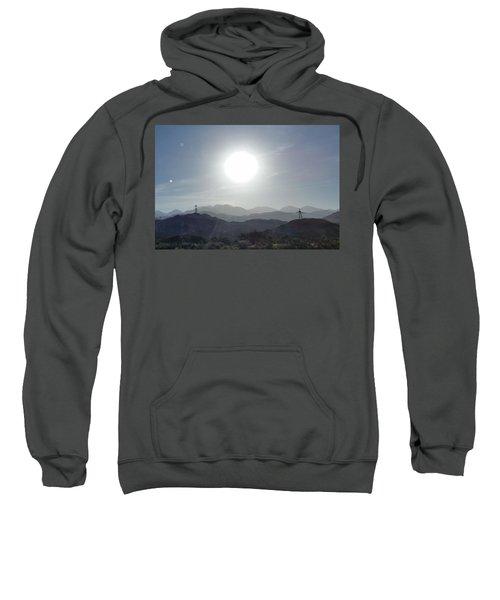Cajon Pass Sunset Sweatshirt