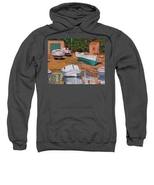Cala Figuera Boatyard - II Sweatshirt