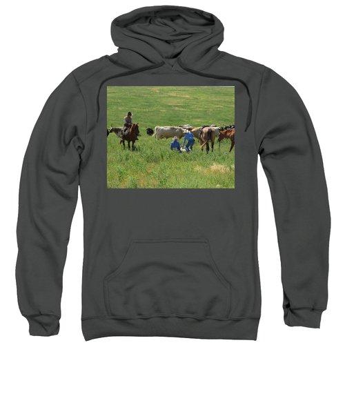 Calf Roping Sweatshirt
