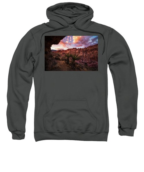 Calico Sunset Sweatshirt