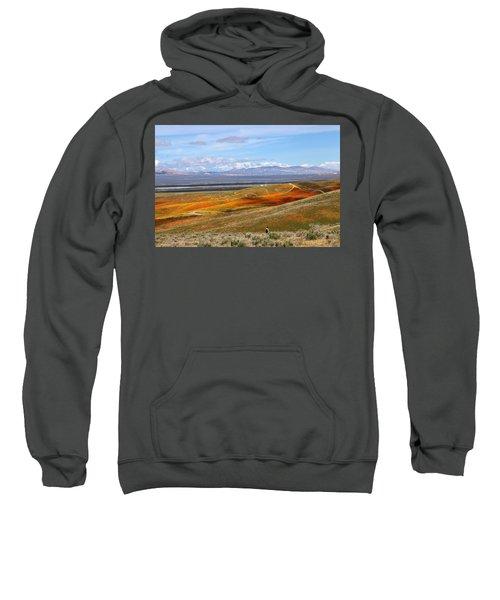 California Poppy Reserve Sweatshirt
