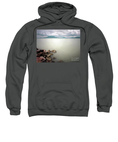 Calm At The Lake Sweatshirt