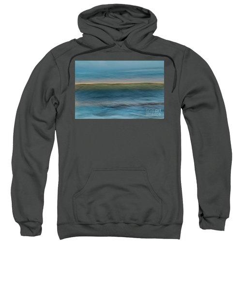 Calming Blue Sweatshirt