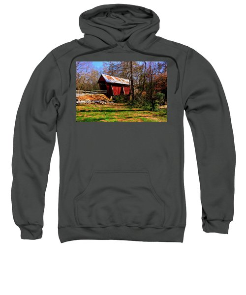 Campbell's Covered Bridge Est. 1909 Sweatshirt