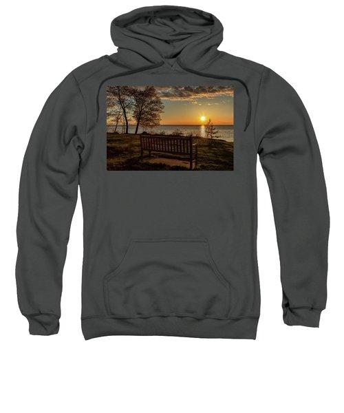 Campus Sunset Sweatshirt