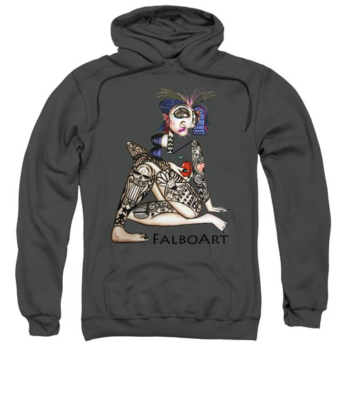 Can You See Me Know Sweatshirt
