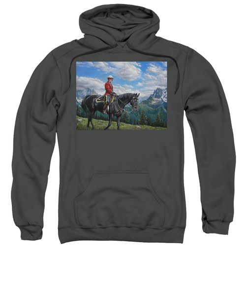 Canadian Majesty Sweatshirt