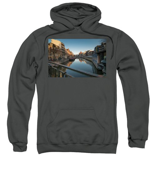 Canal From The Bridge Sweatshirt