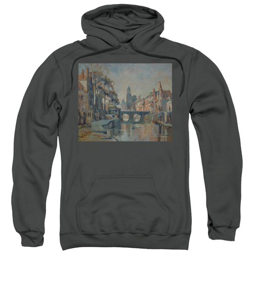 Canal In Utrecht Sweatshirt