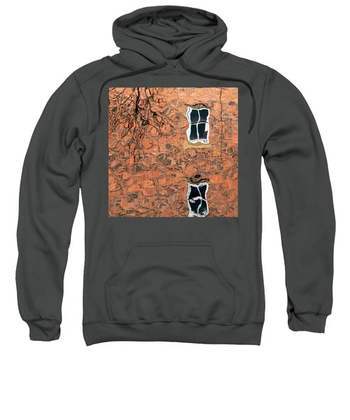 Canal Reflections 1 Sweatshirt