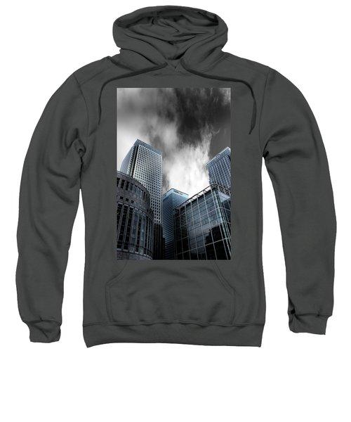Canary Wharf Sweatshirt by Martin Newman