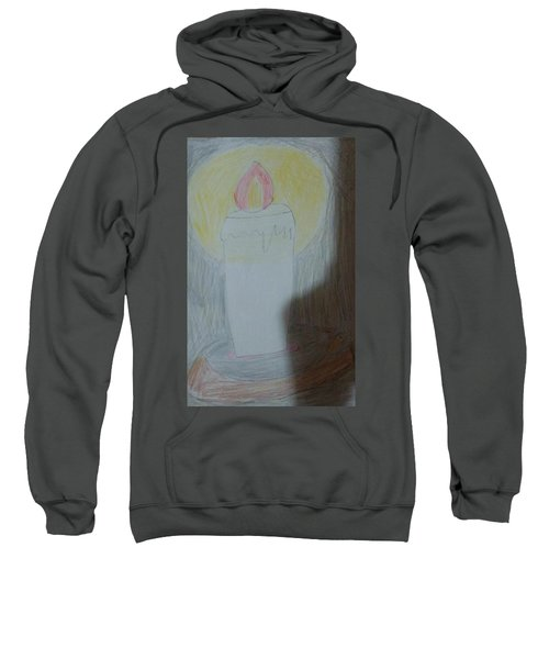 Candle Sweatshirt