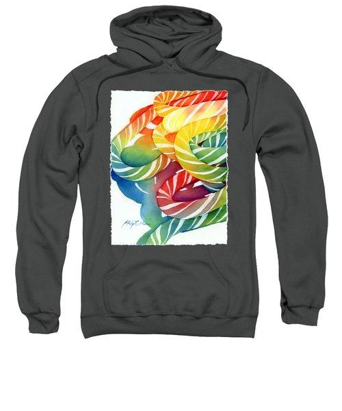 Candy Canes Sweatshirt