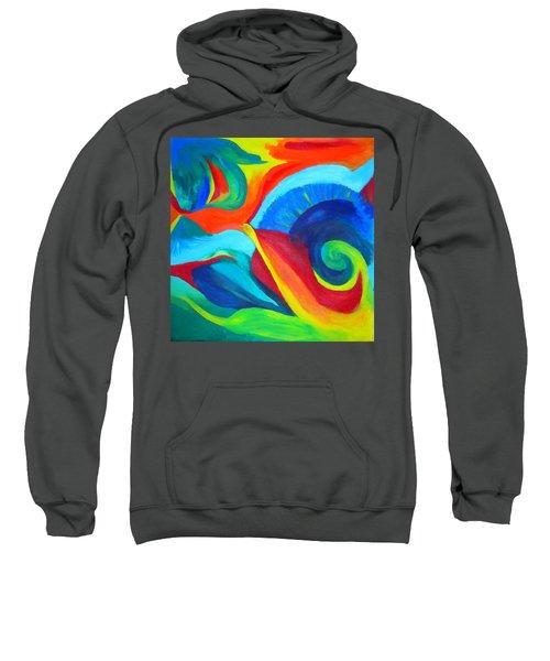 Candy Flip Sweatshirt