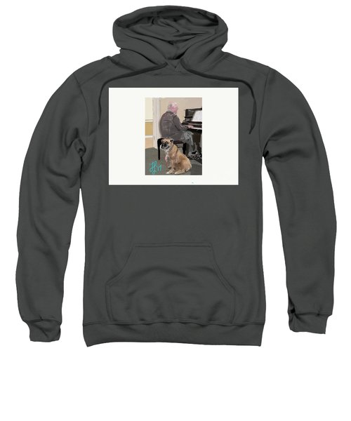 Canine Composition Sweatshirt