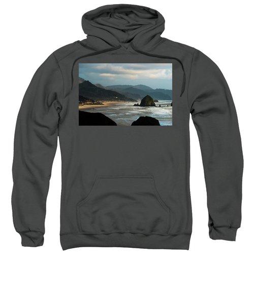 Cannon Beach, Oregon Sweatshirt