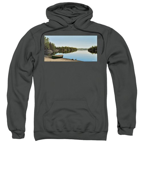Canoe The Massassauga Sweatshirt