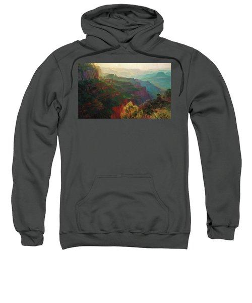 Canyon Silhouettes Sweatshirt