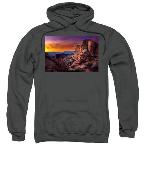 Canyonlands Sunrise Sweatshirt