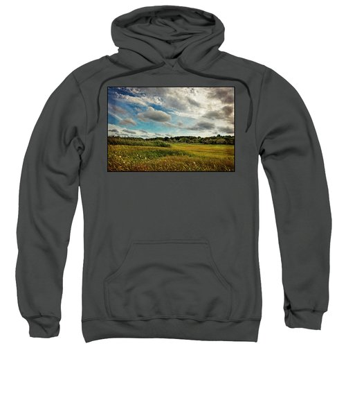 Cape Cod Marsh 2 Sweatshirt