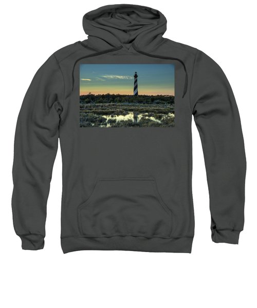 Cape Hatteras Sunset Sweatshirt
