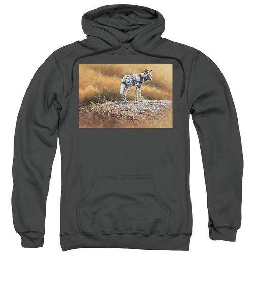 Cape Hunting Dog Sweatshirt