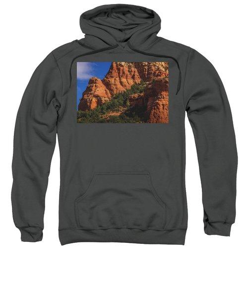 Capitol Butte Details Sweatshirt