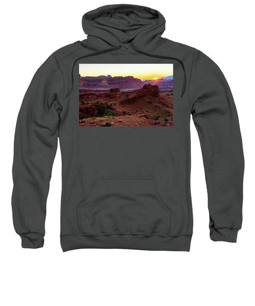 Capitol Reef Sunrise Sweatshirt