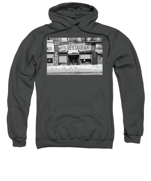 Capitol Winter Sweatshirt by Cole Thompson
