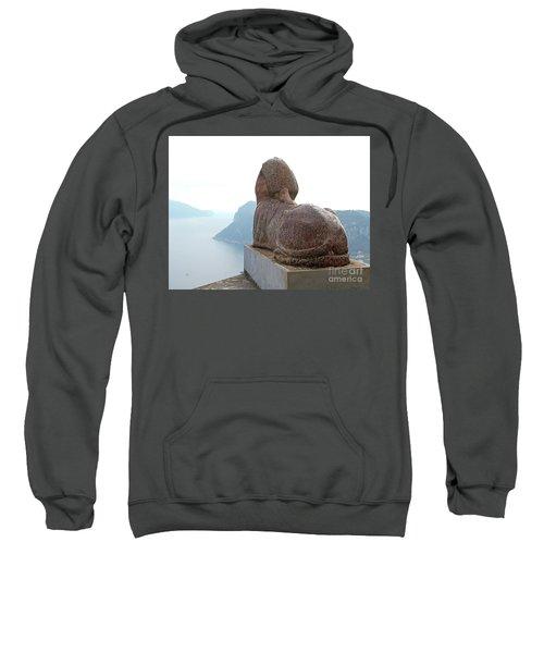 Capri, Villa San Michele 1 Sweatshirt