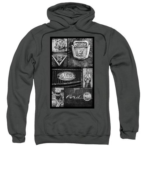 Car Emblems Sweatshirt