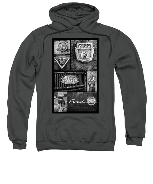 Car Emblems Sweatshirt