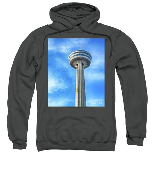 Car On Skylon Tower Sweatshirt