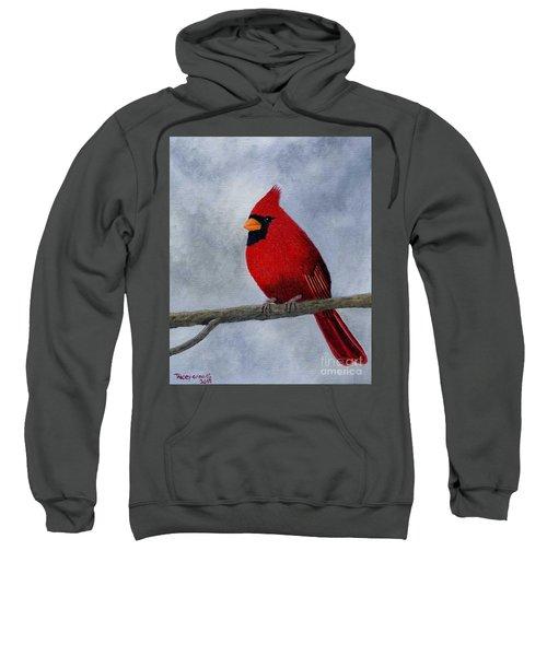 Cardnial Sweatshirt