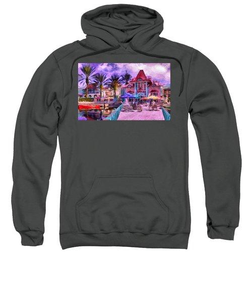 Caribbean Beach Resort Sweatshirt