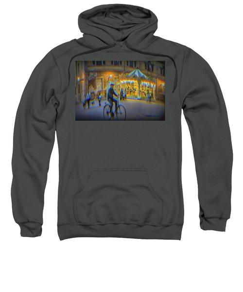Carousel Lucca Italy Sweatshirt