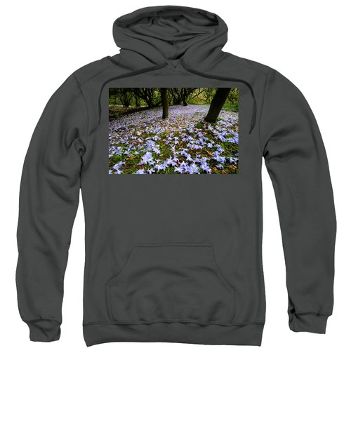 Carpet Of Petals Sweatshirt