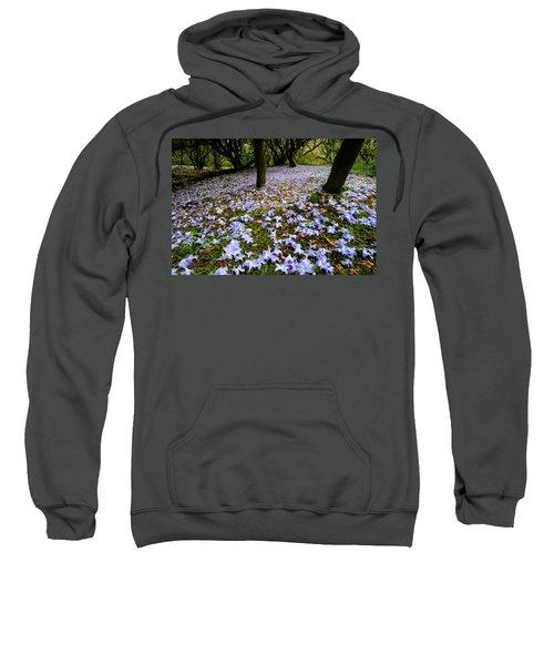 Carpet Of Petals Sweatshirt