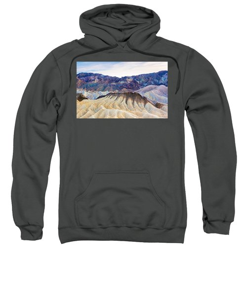 Carved By Time Sweatshirt