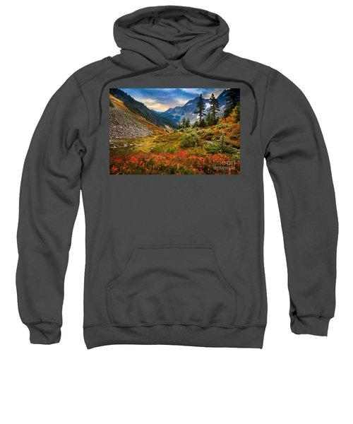 Cascade Pass Fall Sweatshirt