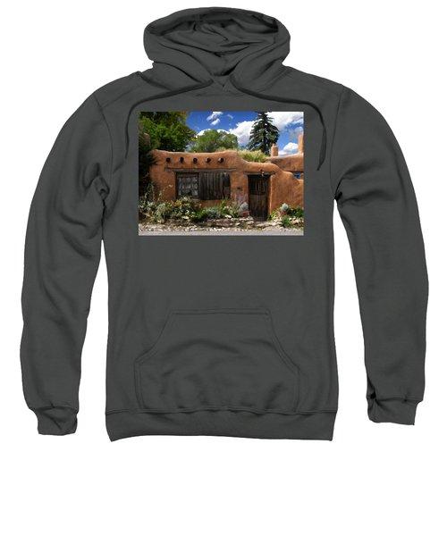 Casita De Santa Fe Sweatshirt
